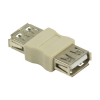 Adaptateur USB 2.0 type A (F) vers USB 2.0 type A (F) (coupleur)