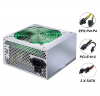 Alimentation ADVANCE MPT-7500 - 750 W ATX thermo-régulée, ventilateur 120 mm