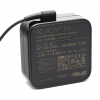 Chargeur ASUS - 65 W, 19V, 5.5 / 2.5 mm, 3 pins