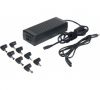 Chargeur universel pour PC Portable 120 W, 15-20 V, 8 embouts