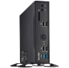 Barebone SHUTTLE XPC slim DS10U - Intel Celeron 4205U, SO-DIMM DDR4, Wifi, Bluetooth, 65W externe