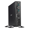 SHUTTLE XPC slim DS67U - Intel Celeron 3855U, SO-DIMM DDR3L 1.35V, Wifi, 65W externe
