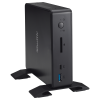 Barebone SHUTTLE XPC nano NC10U3 - Intel Core i3-8145U, SO-DIMM DDR4, Wifi, 65W externe