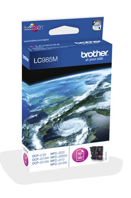 BROTHER LC985M - Cartouche d\'encre magenta