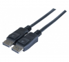 Câble video DisplayPort 1.2 (M) vers DisplayPort 1.2 (M) - 1.5 m