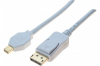 Câble video DisplayPort 1.2 (M) vers Mini DisplayPort 1.2 (M) - 3 m