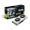 Carte graphique ASUS Geforce GTX 1060 - PCI-E, 3 Go GDDR5, ventilateur, DUAL-GTX1060-3G