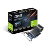 Carte graphique ASUS GeForce GT710 - PCI-E, 1 Go GDDR3, sans ventilateur, 710-1-SL-BRK