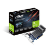Carte graphique ASUS GeForce GT710 - PCI-E, 2 Go GDDR3, sans ventilateur, 710-2-SL-BRK