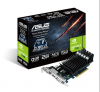 Carte graphique ASUS GeForce GT 730 - PCI-E, 2 Go GDDR3, sans ventilateur, low profile, GT730-SL-2GD3-BRK