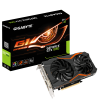 Carte graphique GIGABYTE GeForce GTX 1050 G1 GAMING - PCI-E, 2 Go GDDR5, ventilateur, N1050G1 GAMING-2GD