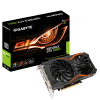 Carte graphique GIGABYTE GeForce GTX 1050 Ti G1 GAMING - PCI-E, 4 Go GDDR5, ventilateur, GV-N105TG1 GAMING-4GD