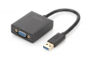 Adaptateur video externe USB 3.0 DIGITUS - VGA, 1080P