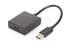 Adaptateur video externe USB 3.0 DIGITUS - HDMI (F), 1080P