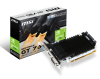 Carte graphique MSI Geforce GT 730 - PCI-E, 2 Go DDR3, sans ventilateur, low profile, N730K-2GD3H/LP