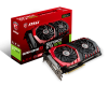 Carte graphique MSI GeForce GTX 1070 - PCI-E, 8 Go GDDR5, ventilateur, GTX1070 GAMING X 8G