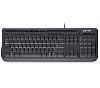 Clavier MICROSOFT WIRED KEYBOARD 600 - noir