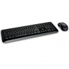 Pack clavier et souris MICROSOFT WIRELESS DESKTOP 850 - USB, noir, OEM