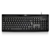 Clavier ADVANCE STARTER - USB, noir