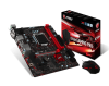 Carte mère MSI B250M GAMING PRO - Intel B250, 1151, DDR4, PCI-E, Micro-ATX