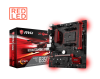 Carte mère MSI B350M GAMING PRO - AMD B350, AM4, DDR4, PCI-E, Micro-ATX
