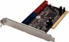 DIGITUS Carte PCI - 2 x ATA-133 internes, RAID