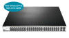 D-LINK DGS-1210-52MP - Switch SMART+ web manageable 48 x 10/100/1000 Mbps, 19 pouces, PoE+ 370 W