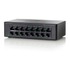 CISCO SF110D-16HP - Switch 16 x 10/100 Mbps, PoE 64 W