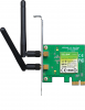 TP-LINK TL-WN881ND - Carte PCI-Express Wifi 300MB, Wireless N