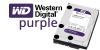 Disque dur WESTERN DIGITAL Purple 3.5'' SATA-600 - 4 To, Intellipower, 64 Mo, WD40PURX