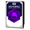 Disque dur WESTERN DIGITAL Purple 3.5'' SATA-600 - 4 To, minimum 5400 trs, 64 Mo, WD40PURZ