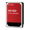 Disque dur WESTERN DIGITAL Red 3.5'' SATA-600 - 6 To, 5400/7200 trs, 64 Mo, WD60EFRX