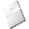 Disque dur WESTERN DIGITAL 2.5'' externe My Passport USB 3.0 - 3 To, blanc