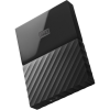 Disque dur WESTERN DIGITAL 2.5'' externe My Passport USB 3.0 - 1 To, noir