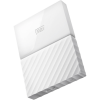 Disque dur WESTERN DIGITAL 2.5'' externe My Passport USB 3.0 - 1 To, blanc