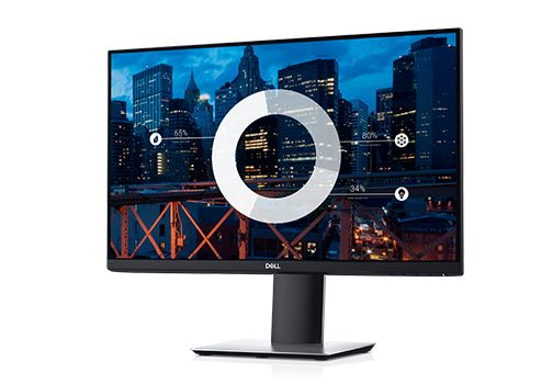 Moniteur DELL P2419H - 23.8\'\' IPS LED 1920x1080, VGA, HDMI, DP, Garantie 3 ans