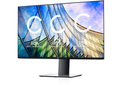 Moniteur DELL U2719D I.E. - 27\'\' IPS LED 2560x1440, HDMI, DisplayPort, Garantie 3 ans