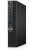 PC de bureau DELL Optiplex 3050 Micro - Intel Core i3-7100T, 4 Go, 128 Go, Wi-Fi, Bluetooth, Windows 10 Pro, Garantie 3 ans