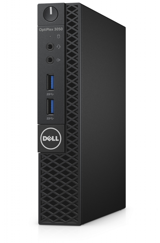 PC de bureau DELL Optiplex 3050 Micro - Intel Core i5-7500T, 8 Go, 256 Go, Wi-Fi, Windows 10 Pro, Garantie 3 ans