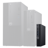PC de bureau DELL Optiplex 3060 Micro - Intel Core i3-8100T, 4 Go, 128 Go SSD, Wi-Fi, Windows 10 Pro, Garantie 3 ans