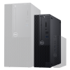 PC de bureau DELL Optiplex 3060 SFF - Intel Core i3-8100, 4 Go, 128 Go SSD, DVDRW, Windows 10 Pro, Garantie 3 ans
