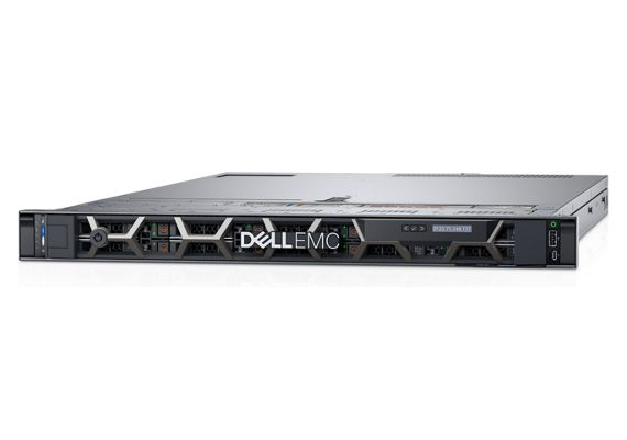 Serveur DELL PowerEdge R440 - Intel Xeon Silver 4110, 32 Go, 2 x 120 Go, 3 x 2 To, Windows Server 2016/2012 Standard, Garantie 3 ans