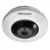 HIKVISION DS-2CD2955FWD-I - Caméra IP Fisheye 5 MP, 1 mm, IR 8m, H265+, PoE