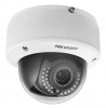 Caméra IP dôme varifocal HIKVISION - interne, lightfighter, 2 MP, WDR, IR 30m, IK10, PoE, Alarm/Audio IO