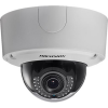 Caméra IP dôme varifocal HIKVISION - externe, lightfighter, 6 MP, WDR, IR 30m, IP66, PoE, Alarm/Audio IO, heater