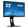 Moniteur IIYAMA ProLite B2283HS-B3 - 21.5'' TN LED 1920x1080, 2 x 1W, VGA, HDMI, DisplayPort