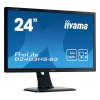 Moniteur IIYAMA ProLite B2483HS-B3 - 24'' TN LED 1920x1080, 2 x 2W, VGA, HDMI, DisplayPort