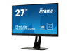 Moniteur IIYAMA ProLite XUB2792QSU-B1 - 27'' IPS LED - 2560x1440, HP 2 x 2W, DVI, HDMI, DisplayPort