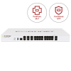 FORTINET FortiGate Secure SD-WAN FG-100E + FortiCare 24x7 & FortiGuard UTM - 1 an