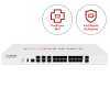 FORTINET FortiGate Secure SD-WAN FG-100E + FortiCare 24x7 & FortiGuard Entreprise - 1 an